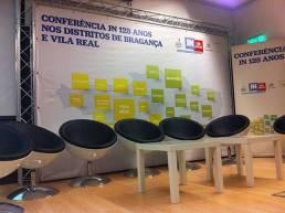 Congressos e conferências.